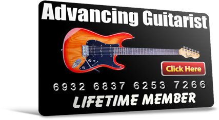 Advancing Guitarist Program